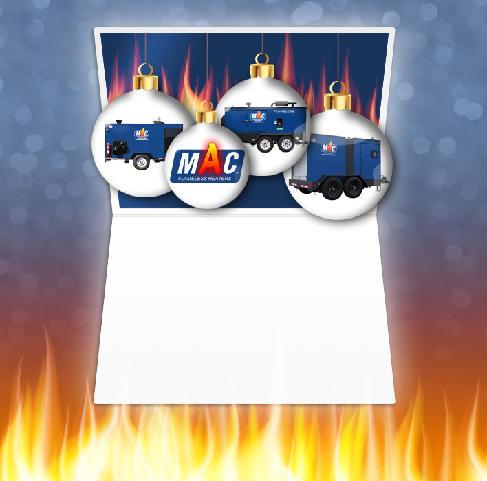 Holiday eCards Gallery Custom eCards for Business: Mac Heaters