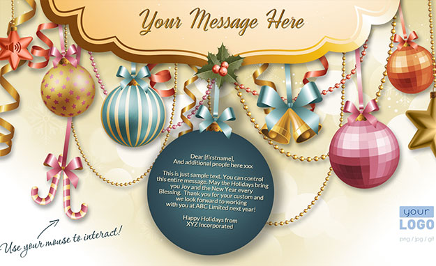 image 18 - Email Christmas Cards