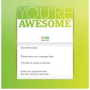 Thank You Static eCards eCards for Business: Youre Awesome