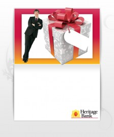 Custom Corporate eCards eCards for Business: Heritage Custom Card