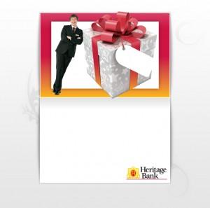 Custom Corporate eCards eCards for Business: Heritage Custom Card