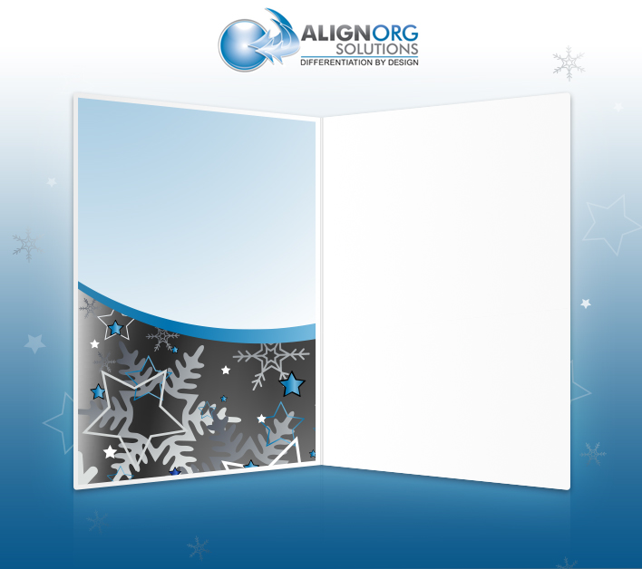 Holiday eCards Gallery Custom eCards for Business: Alignorg Arial