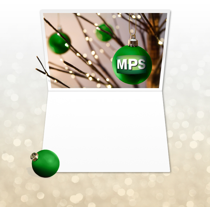 Custom Corporate eCards eCards for Business: MPS CUSTOM