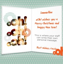 Custom Corporate eCards eCards for Business: oOh Media