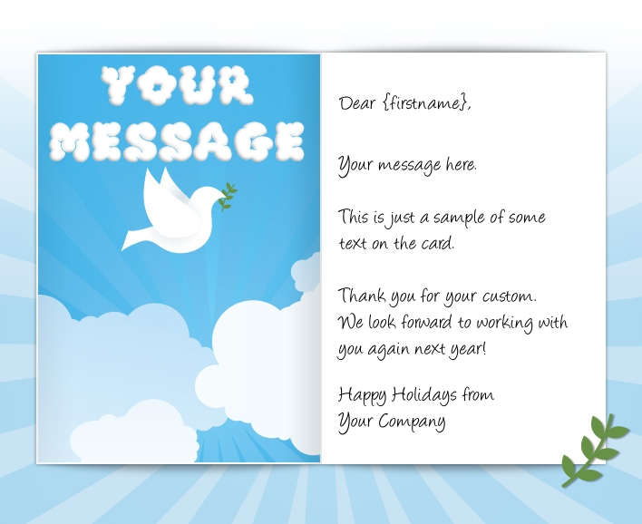 Thank You eCards for Business: Dove EU