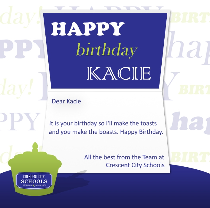 Custom Corporate Birthday eCards eCards for Business: CCS