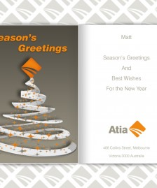Custom Corporate eCards eCards for Business: Atia Animated