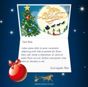 Custom Corporate eCards eCards for Business: HRV Christmas