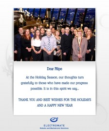 Holiday eCards for Business eCards for Business: Electromate