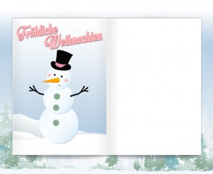 Company Christmas Cards eCards for Business: Mutterlounge