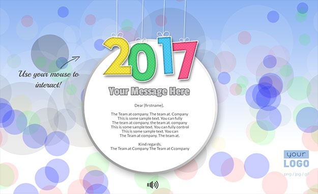 New Year Colour 2017