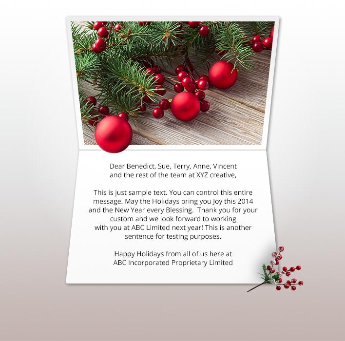 European Christmas Cards