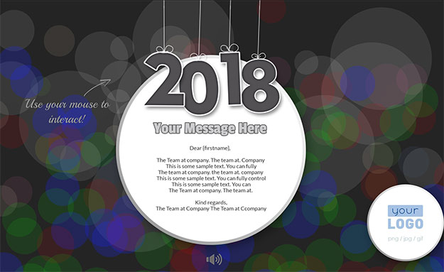 New Year Dark 2018