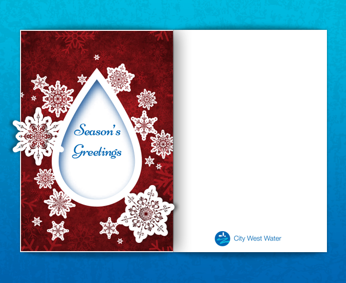 Holiday eCards Gallery Custom eCards for Business: CWW Christmas