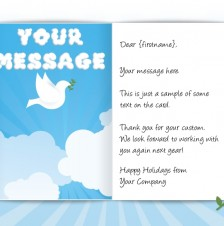 Thank You eCards for Business: Dove EU