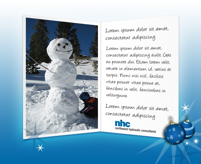 Holiday eCards Gallery Custom eCards for Business: Holiday Custom